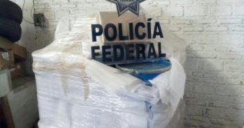 Policía Federal, TONELADAS DE CIANURO