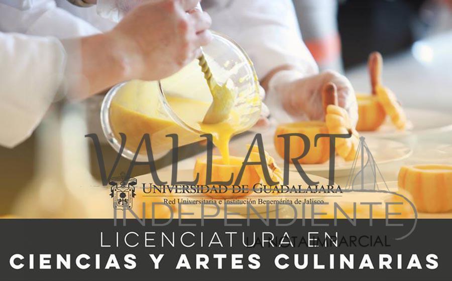 encanto de costo nueva llegada precio asombroso Ciencias y Artes Culinarias, nueva carrera del CUC