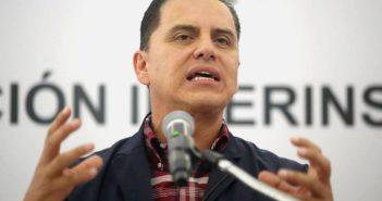 Suspenden proceso por 'falsificación de documentos' contra Roberto Sandoval
