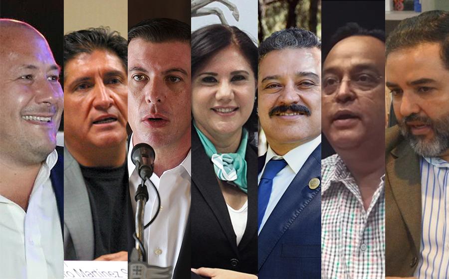 Todo listo para el primer debate por la gubernatura