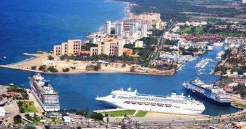 Con casi 3 mil turistas, hoy llega el primer crucero en año y medio