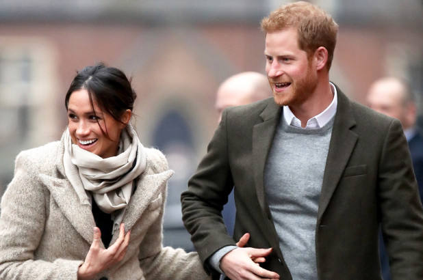 La Reina Isabel da consentimiento para la boda del príncipe Enrique