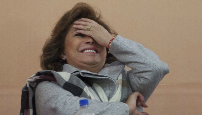 Tramita nuevo amparo Elba Esther Gordillo y acusa de filtraciones ilegales