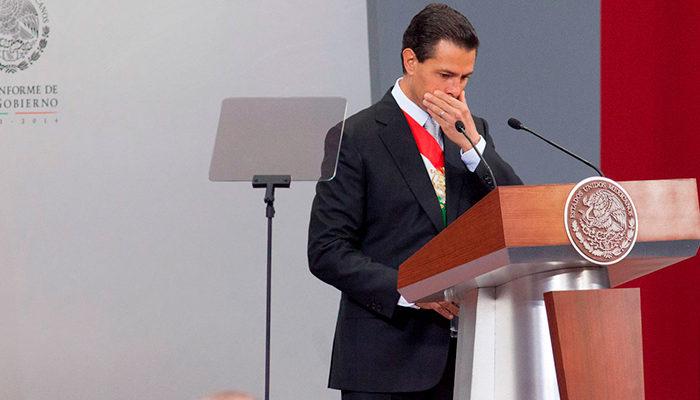 """Peña dice que regresará a vivir a CDMX y promete """"No causar problemas"""""""