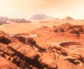 Fotos de geología de Marte son reveladas por agencia Espacial Europea