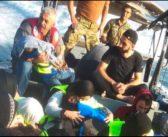 Una embarcación llena de migrantes se hunde frente al Líbano