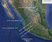 Alertan en costas de Jalisco por el Huracán 'Willa'