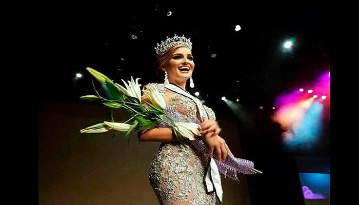 "Vallartense Dorothy S. es coronada a ""Mexicana Universal Jalisco 2018"""