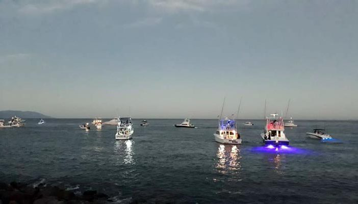 Arranca el 63 del Torneo Internacional de Pesca en Puerto Vallarta
