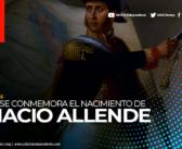 Ignacio Allende, destacado militar insurgente mexicano