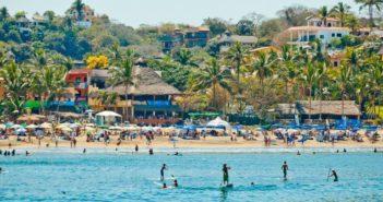 En Nayarit las playas siguen abiertas, confirman autoridades