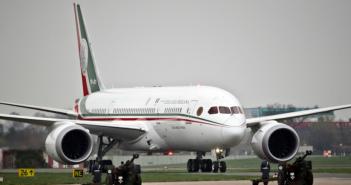 Solo por mantenimiento, avión ha costado 120 millones de pesos