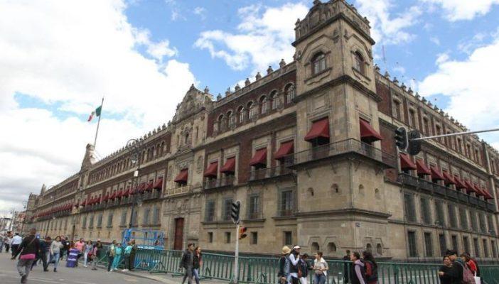 Ya vive AMLO en Palacio Nacional, como todos los ex presidentes