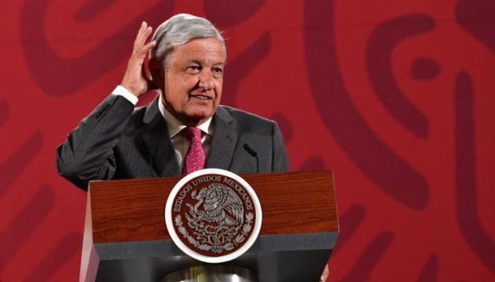 Que yo sepa, no hay investigación contra Peña Nieto, dice AMLO