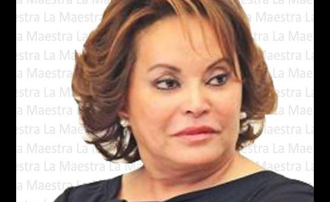 Gana Elba Esther al SAT; le perdonan pago de 19 mdp