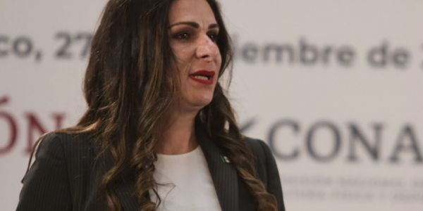 Acusa Ana Guevara a administraciones anteriores por corrupción