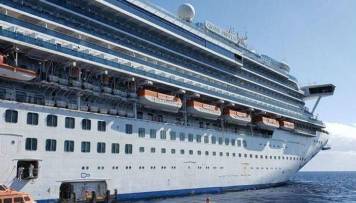 Mañana llega nuevo crucero a Puerto Vallarta con 4 mil turistas