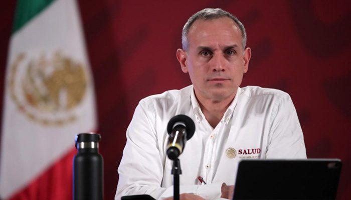 Dice López-Gatell que el 97% de los hospitalizados no están vacunados