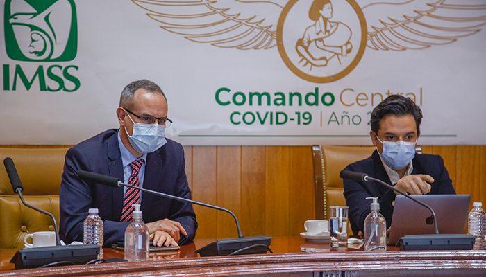 Bajan porcentaje de muertes si las personas se vacunan, dice López-Gatell