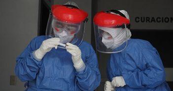 Bajan casos nuevos de Covid-19, pero aumenta demanda de pruebas