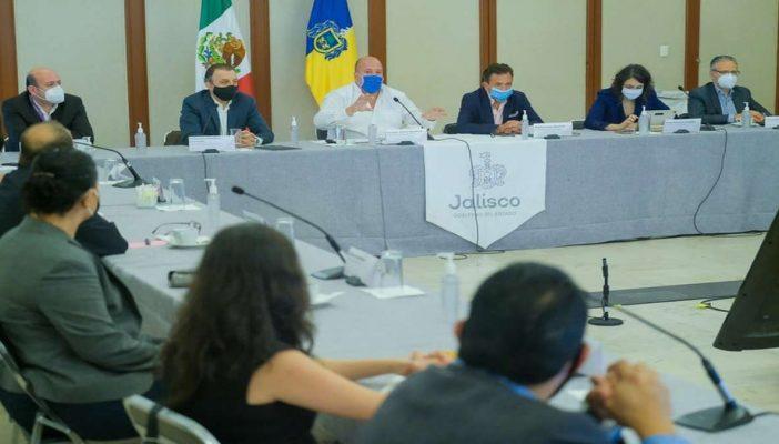 Analiza Gobierno de Jalisco aplicar medidas estrictas como en Francia