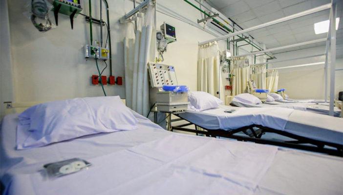Rechaza Alfaro saturación hospitalaria por Covid en la entidad