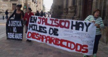 Acumula Jalisco más de 14 mil personas desaparecidas