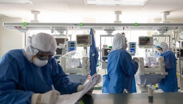 Registra Nayarit 420 nuevos contagios y 13 muertes por COVID-19