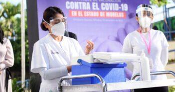 Supera México las 100 millones de vacunas aplicadas