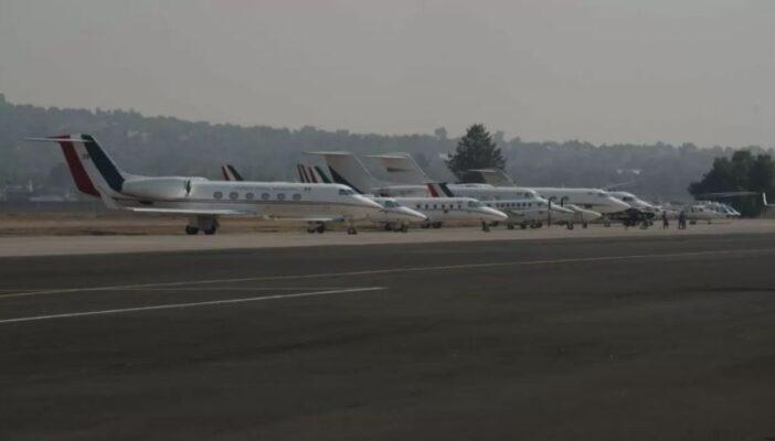 Gobierno de AMLO hará nueva subasta de aviones y helicópteros