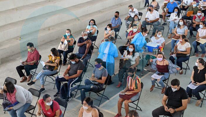El martes inicia la segunda aplicación para mayores de 40 en Vallarta