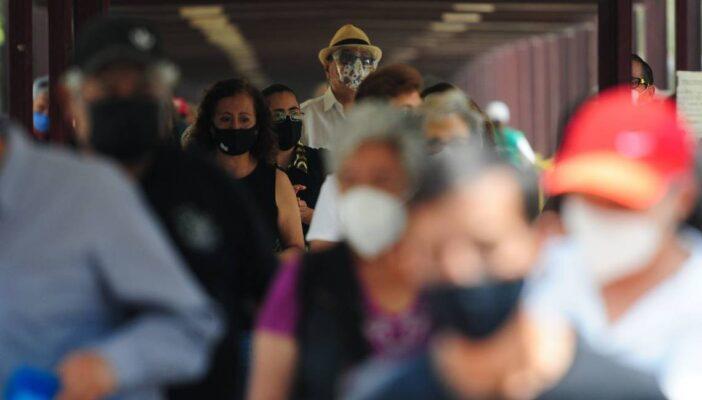 1,636 casos nuevos de Covid-19 en Jalisco y 77 defunciones este martes