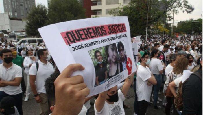 Confirma AMLO apoyo federal en el caso de los hermanos González Moreno