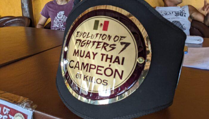 Regresan las funciones de muay thai a Puerto Vallarta