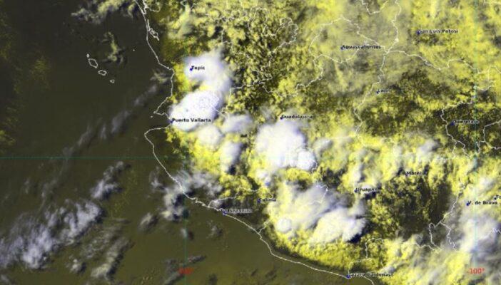 Fin de semana con lluvias y vientos fuertes pronostica la Conagua
