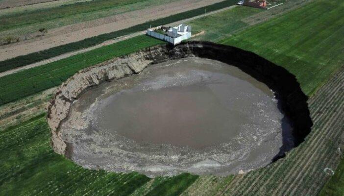 Socavón de Puebla sí se formó por sobreexplotación del agua, dice el IPN