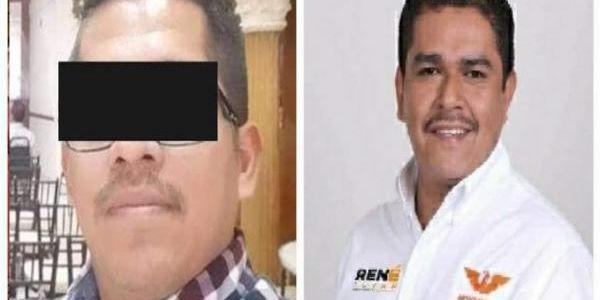 Detienen a alcalde electo en Veracruz, por asesinato de candidato de MC