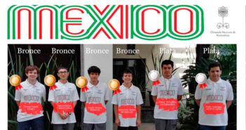No todo son olímpicos, mexicanos ganan 6 medallas en matemáticas