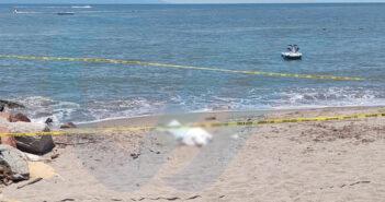 Pierde la vida ahogado un hombre en playas de Vallarta