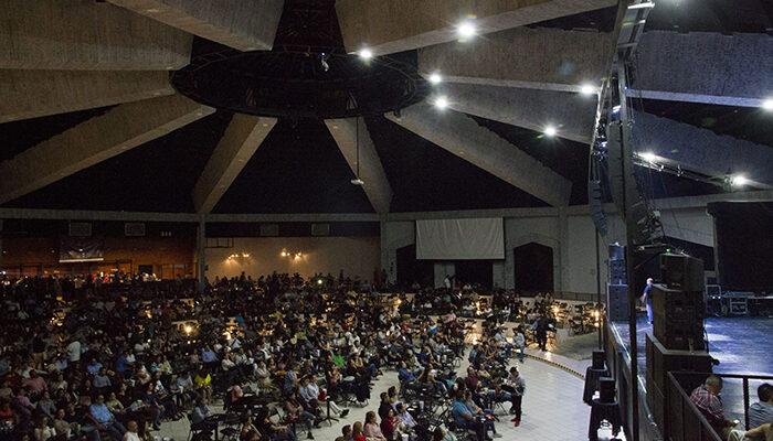 Multan a Foro Sur por meter 3 mil personas a un evento
