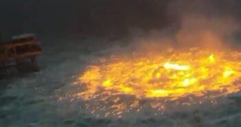 golfo de mexico ojo de fuego
