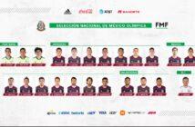 México futbol juegos olimpicos