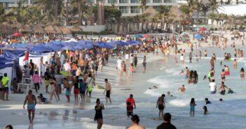 Cancún y Los Cabos están peor en contagios que Vallarta