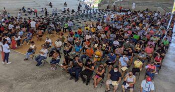 Concluye el ciclo completo de vacunación para mayores de edad en Vallarta