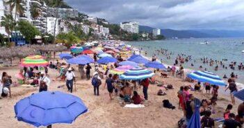 810 casos de Covid-19 en Puerto Vallarta durante el fin de semana