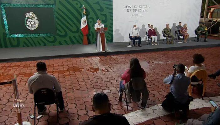 'Si es responsable, que sea castigado', dice AMLO sobre Pío