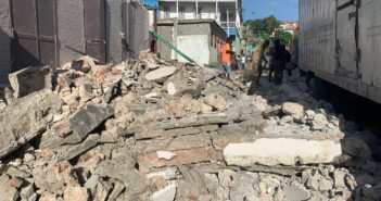 Sismo de magnitud 7.2 sacude Haití; hay riesgo de tsunami