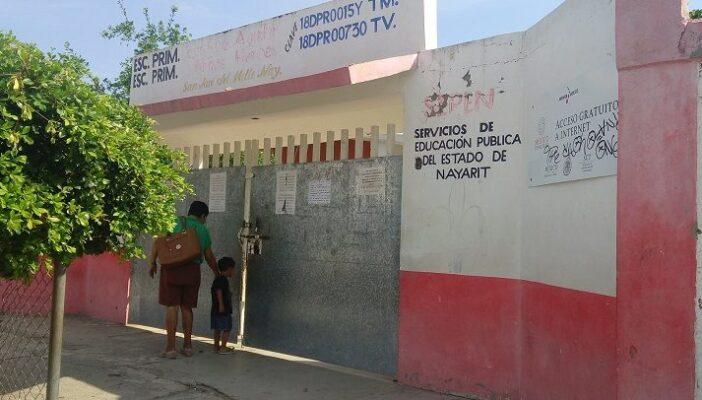 Este lunes regresan las clases presenciales a Bahía de Banderas