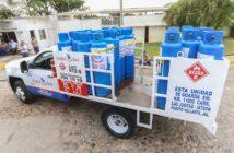 720.6 pesos costará el cilindro de gas en Puerto Vallarta