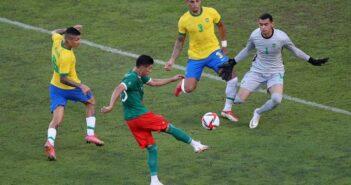 Se acabó el sueño dorado, Brasil vence a México en los olímpicos